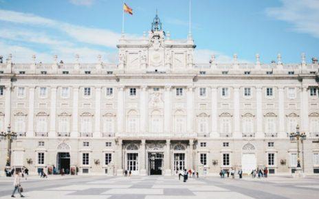 Como se ve Madrid con problemas oculares