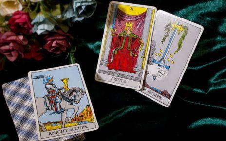 Tipos de tiradas de cartas del tarot