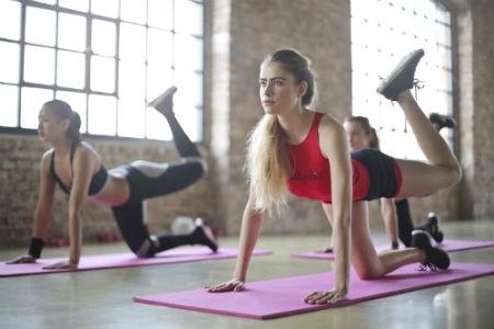 Hacer los ejercicios de manera incorrecta