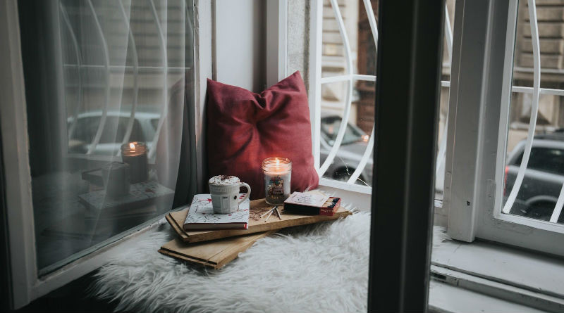 Mantenerte caliente en invierno