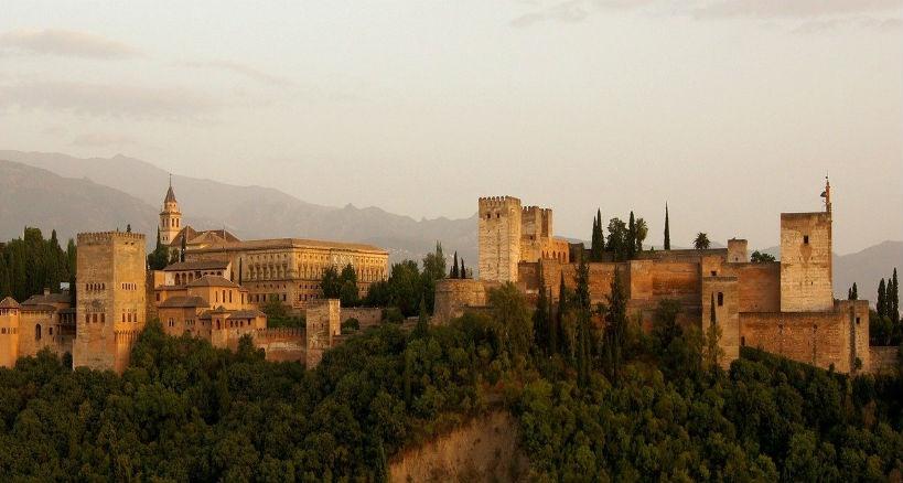 Sierra Nevada y Granada