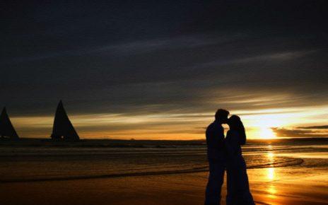 Disfrutar del romance