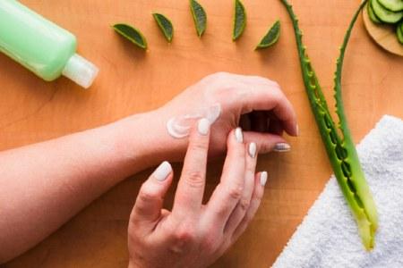 aloe vera regenera la piel