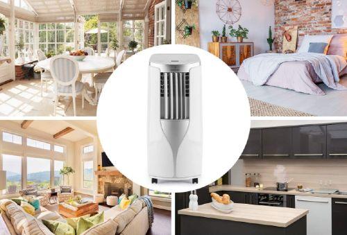 ventajas de un aire acondicionado portátil