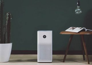 purificador de aire para limpiar hogar