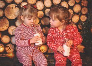 Pijama de invierno para niños