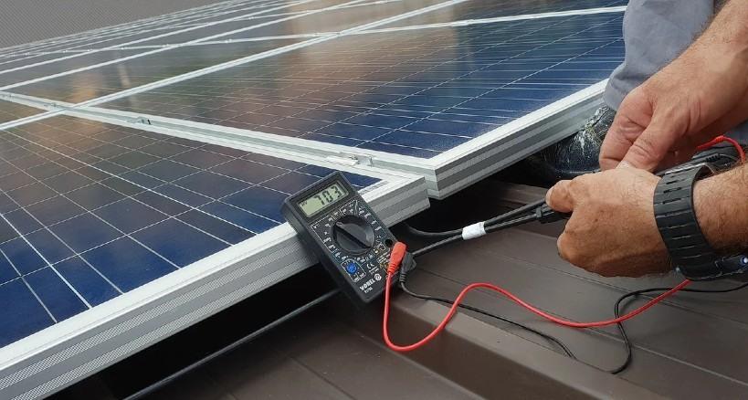 elementos de una instalación solar